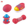 vinyl soft plastic pet toy