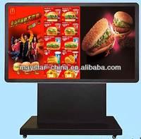 72 inch 3g wifi full hd digital kiosk advertising lcd screen display