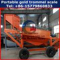 2014 de alta capacidad de ghana para la minería de oro de la lavadora