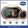 intelligent door eye viewer motion detector peephole camera