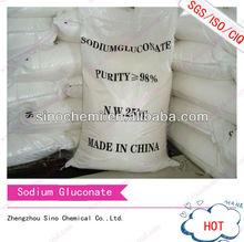 Attention! Concrete Additive Sodium Gluconate White Powder