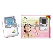 SaneoVITAL Massage * digital TENS EMS massager * medical product class IIa * portable massage machine * CE label
