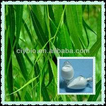 White Willow Bark Extract powder Salicin 15--50%