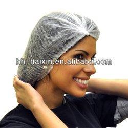 OEM Disposable mob Cap, Hair Cap, disposable worker cap, disposable food cap
