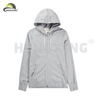 Custom made good quality plain custom hoodies