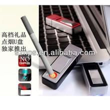 EX-factory! Good Quality High Speed E Lighter USB Powered Cigarette Lighter 8G
