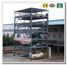 2-6 Floors Carousel Parking Smart Parking 3d Puzzle Car Parking System Car Parking Narrow Garage Parking Equipment