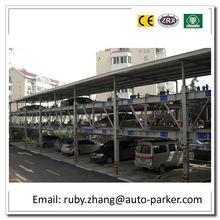 2 Level Mechanical Parking Equipment/ 3d Puzzle Parking System/Smart Car Parking System/Auto Parking