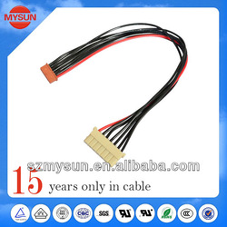 High quality custom cable wire harness