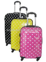 fashion kids travel suitcase luggage 2014
