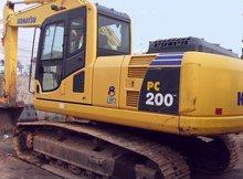 Excavator Komatsu PC200-8 2012