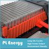 High power 48v 100ah EV HEV car battery pack, LiFePO4 ecar battery with BMS/PCB