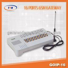 goip gsm gateway 16port voip/sms receiver