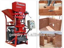 eco brick molding factory Eco Premium 2700 ecological brick machine soil cement