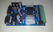 Axis 3.5A Stepping Motor Driver tb6560 4 axis tb6560 4 axis cnc kit speed breakout board stepper driver control