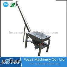 incline screw conveyor speed height adjustment