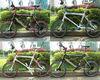 20 Inch Fixed Gear Bike Indoor Racing Bike Road Bike