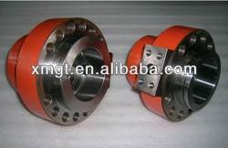 short stroke telescoping hydraulic cylinder