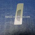 Chinês de metal de precisão carimbar peças de alto-falante fábrica com ISO : 9001 , 2008