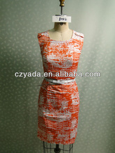 2014 Fashion Clothing New Young Lady Summer Dress
