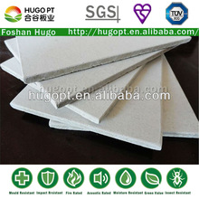 Free Asbestos Fireproof Wall Panel Calcium Silicate With SGS Cert.