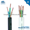 Electric Wire Flexible Copper Conductor PVC Insulated 12v dc power cable
