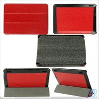 Horse line pu leather stand case for kindle fire hdx 7