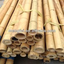 Dry bamboo poles
