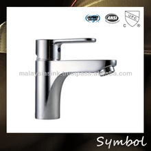 Bathroom Stainless Steel single handle Upc bidet faucet