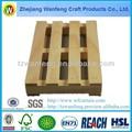 mini paletas de madera del arte de la plataforma de madera para los niños de juguetes de madera