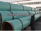 Epoxy Paint Lined Steel Pipe/Anti corrosion Steel Pipe/Anticorrosive Steel Pipe