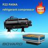 boyard R404a cooling freezer unit mini compressor refrigeration 1 hp QHD-16K 50hz per frigo replace hitachi compressor