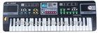 44 keys kid toy with microphone MQ-4400