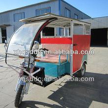 electric passenger vehicles battery operated rickshaw