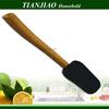 high quality household spatula with beech wood handle