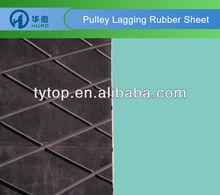 Special rubber sheet for metal bonding
