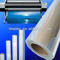 شفاف فيلم pet نفث الحبر ماء، تحديد وحدة للصورة لوحة-- صنع الطباعة، سمك in100mic-150mic