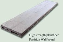 Wall board building material