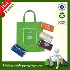 foldable non woven shopping bag non-woven foldable bag