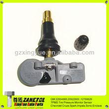 GM 22854866;20922900 ;12768826 TPMS Tire Pressure Monitor Sensor for Chevrolet Cruze,Spark,Impala,Sonic;Buick Enclave