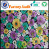 2014 colorful design daisy printing cotton fabric in stock