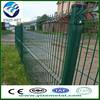cheap prefab fence panels/cheap mesh security fence panels