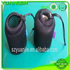Customized logo easy carry camera carry mesh bag wholesaler