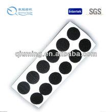 2014 new design nylon small velcro dots