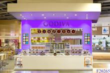 Bright Purple coffee shop furniture, coffee table with wheels, coffee shop table with led lights