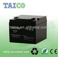 TAICO 12v solar vrla gel battery 12v 31ah