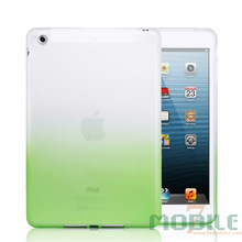 For ipad mini soft case,fashio TPU case for ipad mini