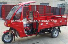 China 250CC motorized adult big wheel tricycle