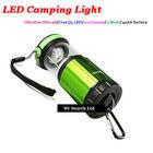 Hot sale Cree Q5 LED Camp Light 3 Mode 200 Lumen Camping Lantern