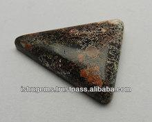el precio de fábrica de piedras preciosas sueltas de fuegos artificiales cabujón de obsidiana